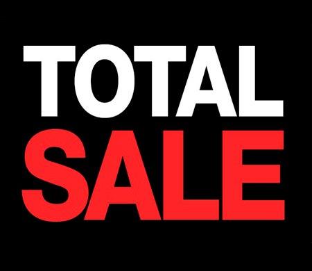 ВНИМАНИЕ! С 21 до 31 января - тотальная распродажа зимней коллекции! К