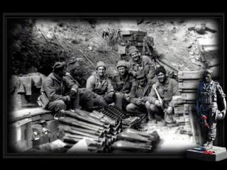 Трофим-Друг Серёга из Афгана