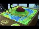 Интерактивная инсталляция Песочница Аскрин