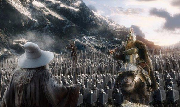 хоббит битва пяти воинств скачать торрент