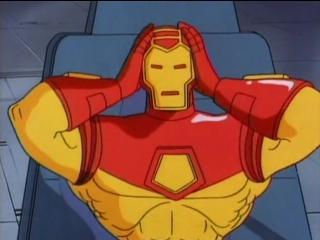 Железный человек (1 сезон 7 серия) 1994