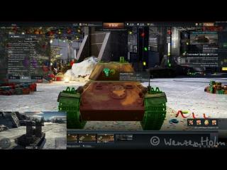 War Thunder [1.63] Обзор Т-126(СП)