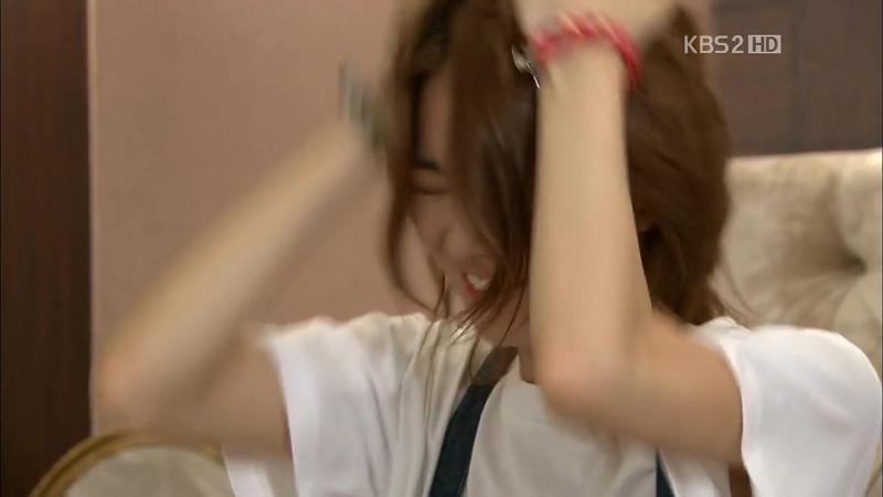 Шпионка Мён Воль | Spy Myung Wol | 스파이 명월 - 11 серия ★Озвучка HighHopes★ [VK720HD]