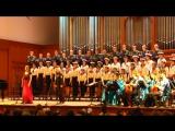 Православный солдатский хор и хор кадетов Морская душа