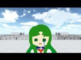 A Day in The Life of Midori Gurin׃Part 1 ¦ Yandere Simulator Animation (Flipaclip)