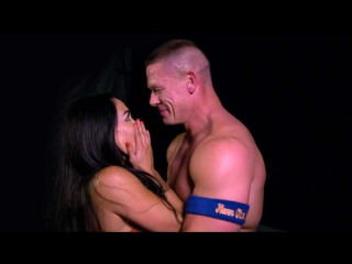 John Cena and Nikki Bella - Clip/movie