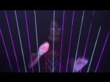 Laser Harp - Gary Numan _ Avicii Mix (Practice Session)