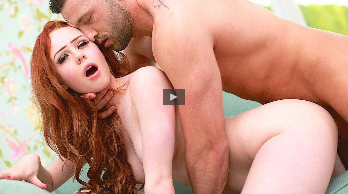 [Private] Ella Hugues – Redhead Teen Ella Hugues Is a Real Fire Cracker