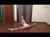 Margo Is Little Baby Flexibility Contortionist # Flexible #Health For Life