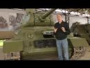 Загляни в реальный танк Т-34-85. Часть 1. В командирской рубке World of Tanks_HD