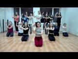 Choreography Daria Kontselidze - Flying Lotus - Melt (Teebs Movie Mix)