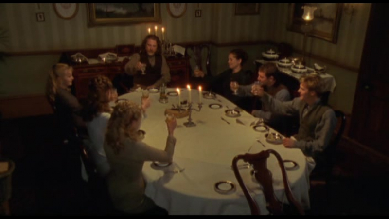 Блюдо зелени (A Dinner of Herbs) 2000. Серия 5