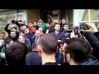 Нападение на Навального в Волгограде
