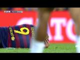 ЧИ 2015-16 | 2 тур | Барселона - Малага 1-0 | 2 тайм