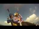 Полет на горе Гемба Боржава Карпаты 20 08 2016 GOPR4097
