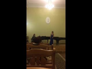 В.А.Моцарт До Хлої (An Chloe)