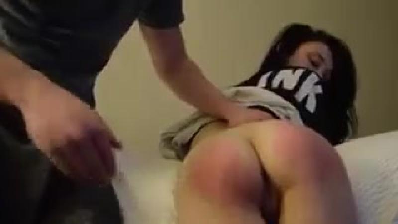 Секс отшлепал