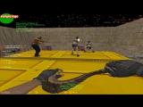 Counter-Strike 1.6:Зомби сервер .:: ZoMBiE [CSO+LVL]   Мясной Дворик ::. (VIP+ADMIN+BOSS)
