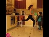Гимнастика с детьми