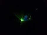 Лазерное шоу из Маши и Медведя