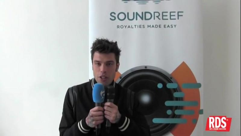 Fedez lascia la Siae e si affida a Soundreef - RDS RDS Radio