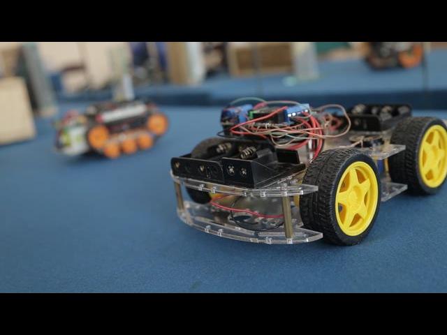 Олімпіада з робототехніки в НТУ ХПІ