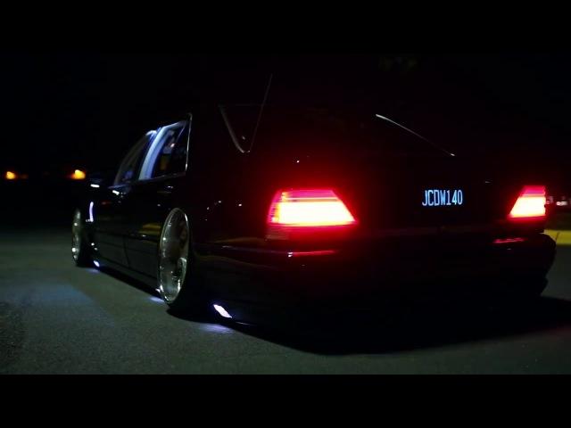 Тюнинг оптики Merсedes-Benz W140