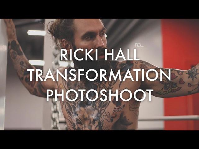 Ricki Hall | Christopher Bailey - Transformation Photoshoot
