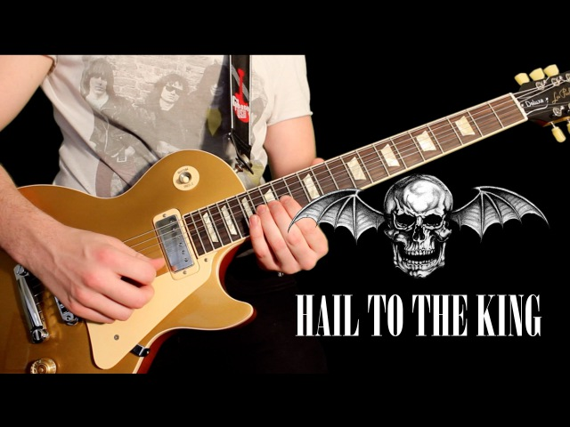 'Hail To The King' by Avenged Sevenfold - FULL INSTRUMENTAL COVER by Karl Golden
