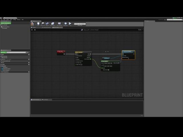 Unreal Engine 4 Tutorial - Security Keypad Panel