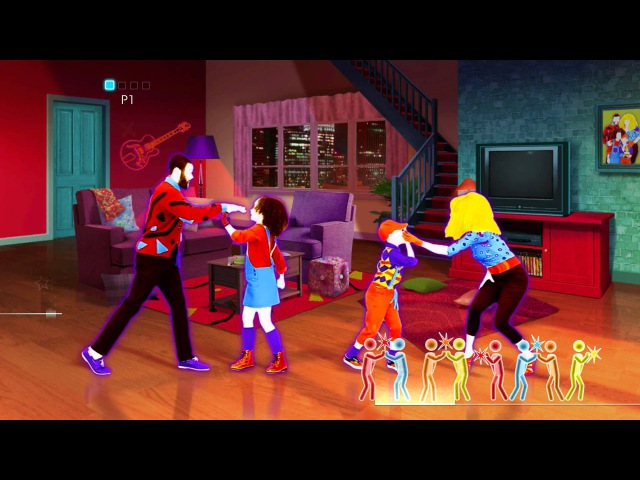 Blame It On The Boogie Mick Jackson Just Dance 2014 Wii U