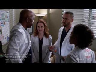 Отрывок сериала «Анатомия страсти — Grey's Anatomy». Сезон 13 Серия 11.