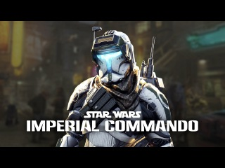 What about Star Wars Republic Commando 2? (Imperial Commando)