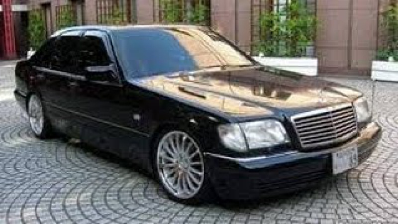Mercedes-Benz W140 the best car of the word. New Car 2015