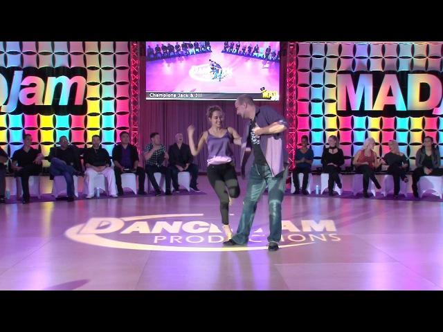MADjam 2017 Champions Jack Jill Kristopher Swearingen Nicole Clonch