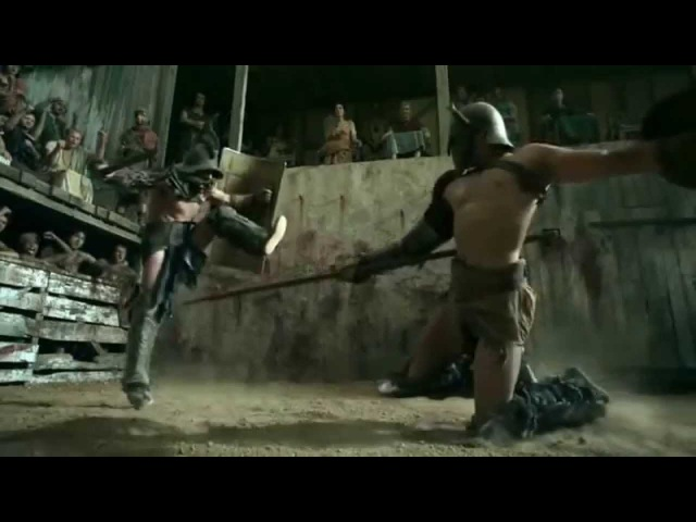 Спартак Боги арены (Spartacus Gods of the Arena) Трейлер
