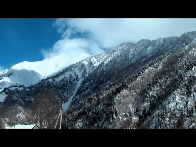 Автопутешествие по Южной Осетии по Транскавказской автомагистрали, Цхинвал - Рокский тоннель