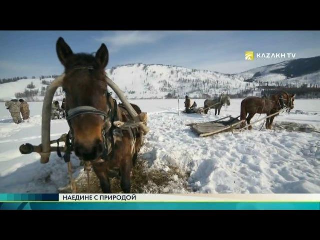 Наедине с природой №8 (29.04.2017) - Kazakh TV