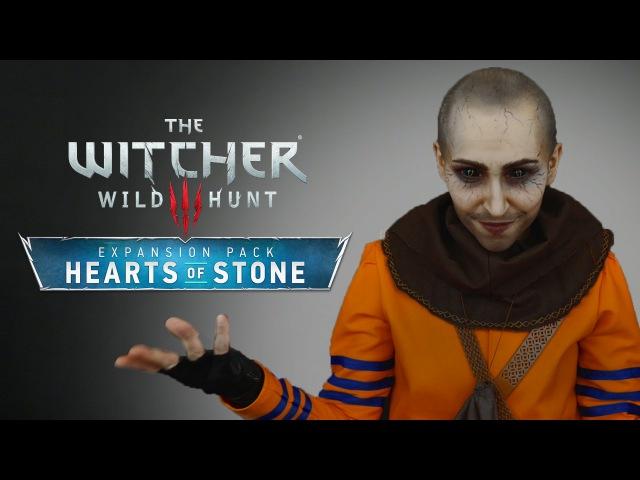 Wiedźmin 3: Gaunter O'Dimm / Make up Tutorial / Hearts of Stone