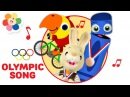 Rio 2016 Olympics song for Kids (American English)