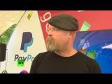 Джейми Хайнеман говорит по русски