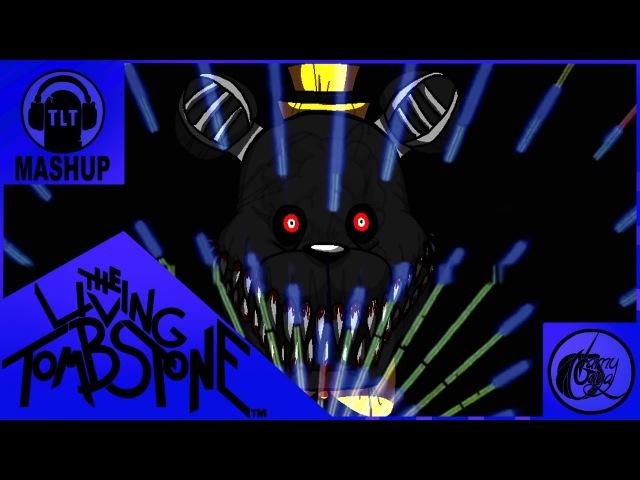 Squid got no time BLUE MASHUP ORIGINAL (FNAF Splatoon) TLT