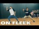ON FLEEK - Cardi B Dance (Part 2)   @MattSteffanina Choreography DanceOnFleek