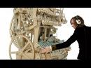 Wintergatan Marble Machine music instrument Гігантська музична шкатулка ща грає на 2000 кульках