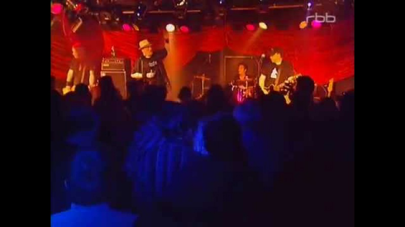 "Five Horse Johnson, ""Crossroads"" (Rockpalast, 2004)"