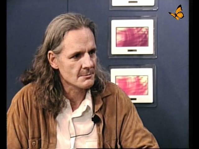 Sprache ist das Thema von Alexander Wagandt im Gespräch mit Jo Conrad