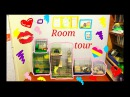 Room tour комнаты, где живут хомячки