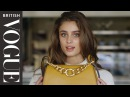 Taylor Hill In the Bag Episode 1 British Vogue