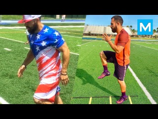 EXTREME FAST Feet - Luis Badillo Jr. | Muscle Madness