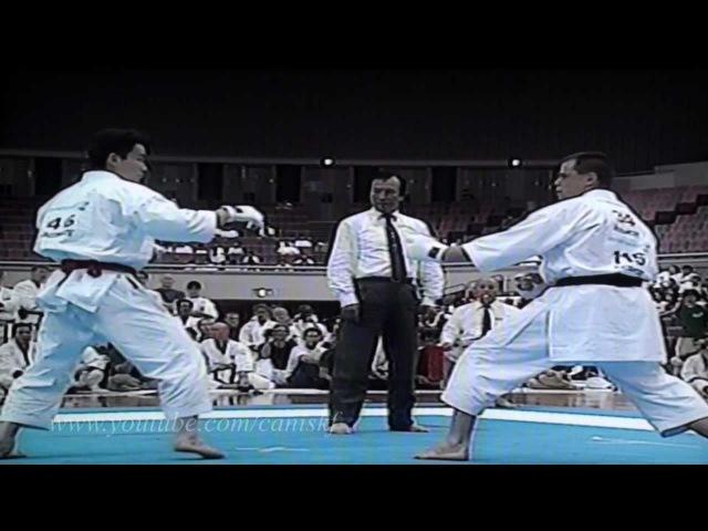 Kokubun vs D Sharp. The 6th World Shoto Cup